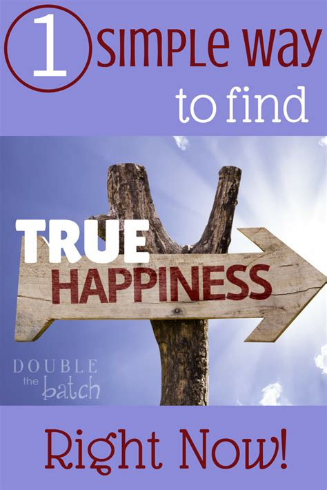 How To Find True Happiness Right Now  Uplifting Mayhem