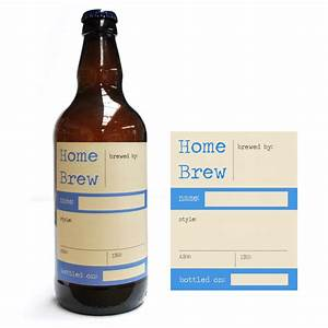 home brew online premium quality water proof beer bottle With homebrew beer bottle labels