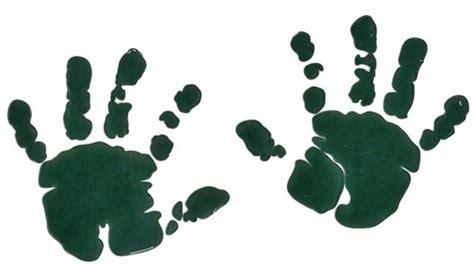 Free Download Best Handprint Clipart