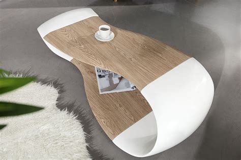 bureau laqué blanc design table basse design strimo design