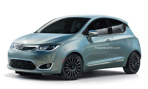 Alpine Roadster και νέα Lancia Ypsilon [Renderings ...