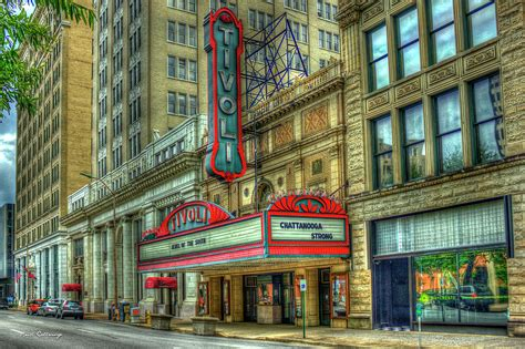 Tivoli Theater Jewel Of The South Historic Chattanooga ...