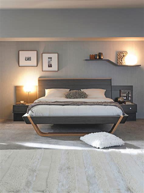 shannon grey oak modern bedroom toronto  gautier