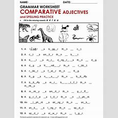English, Spelling And English Grammar Worksheets On Pinterest