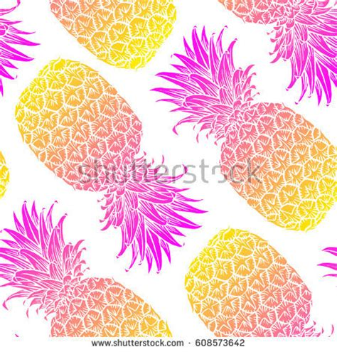 Animated Pineapple Wallpaper - pineapple animated pencil and in color