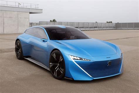 Peugeot Concept Car by Peugeot Instinct Concept D 233 Couverte En Vid 233 O Du