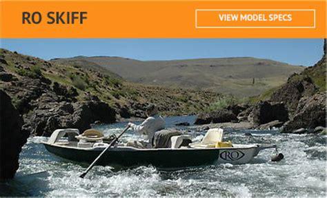 Drift Boat Models by Ro Driftboats Models
