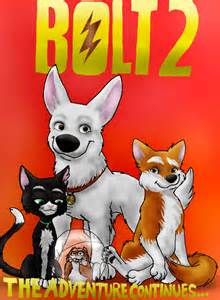 Disney Bolt 2 Movie