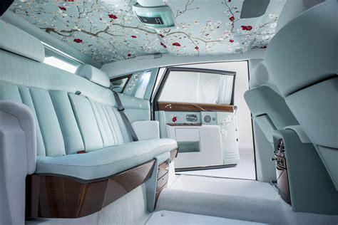 rolls royce phantom serenity unveiled luxuo
