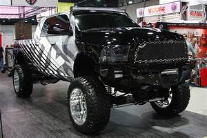 Mopar Trucks At Sema