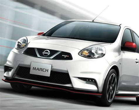 Nissan March Backgrounds by ส ดเท Nissan March Nismo และ Nismo S Thai Car Lover