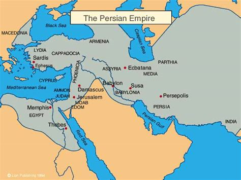 Achaemenid Empire, Cyrus The Great, Darius The Great