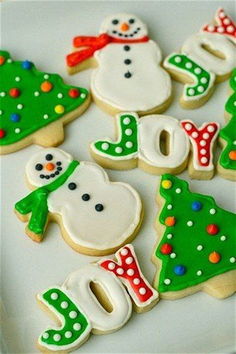 decorated christmas cookies cookie decorating
