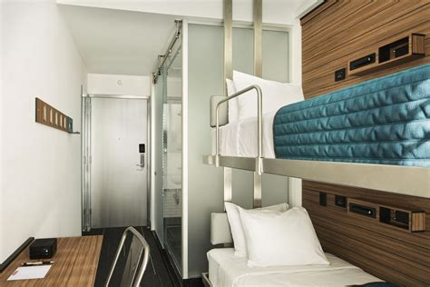 pod hotels s new times square flagship comes with 45 apartments for rent curbed ny