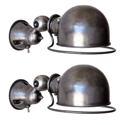 pair of jielde wall lights at 1stdibs