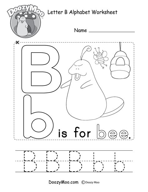 letter b activities uppercase letter b coloring page free printable 47720