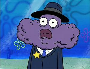 SpongeBuddy Mania SpongeBob Characters Health Inspector