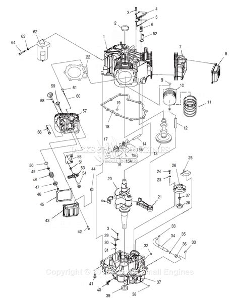 Generac Parts Diagram For Twin Engine