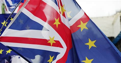 brexit transition period    extended