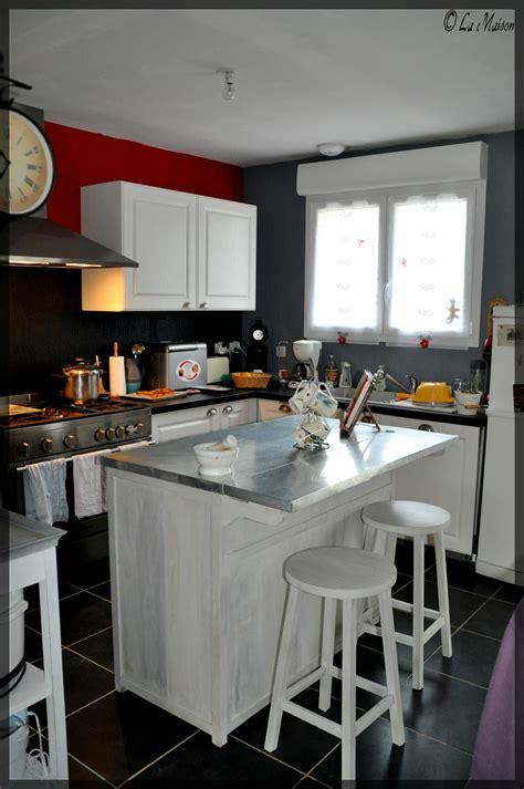 cuisines maison du monde ilot central maison du monde maison design bahbe com