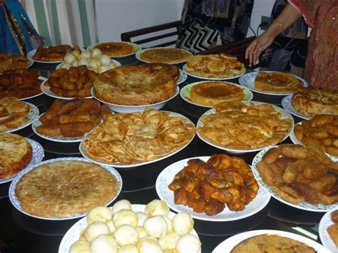 ramadan cuisine the day of the feast has come