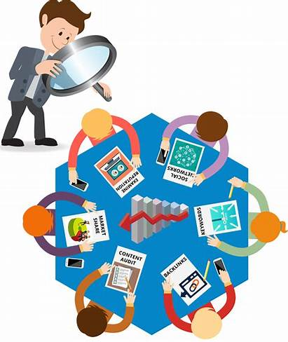 Clipart Analysis Market Competition Seo Potential Competitors