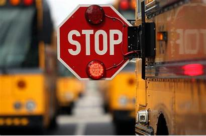 Bus Camera Safety Buses Stopped Arm Stop