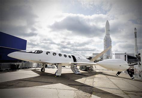 Eviation unveils prototype electric airplane - Cosmic Log