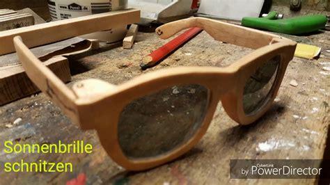 diy sonnenbrille aus holz selber bauen