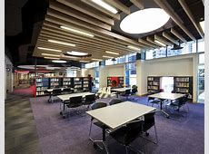 Potter Library, All Hallows' School highly commended