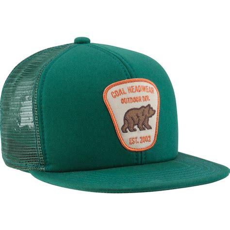 bureau hat coal the bureau hat evo