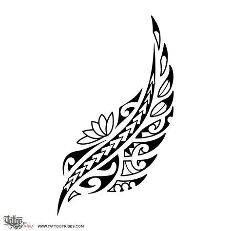tattoo  kaponga silver fern tattoo custom tattoo