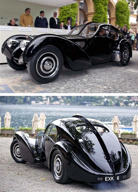 Bugatti Flying Car by Ralph 1938 Bugatti Atlantic Things I Find