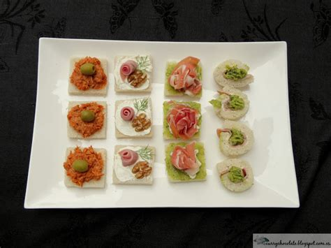 easy no cook canapes cooking in o intentándolo easy canapes part 1