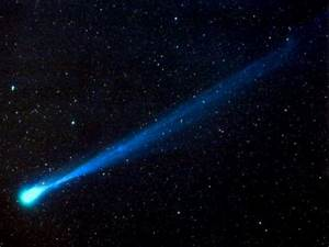 The Halley's Comet and the Descent of God | hubpages