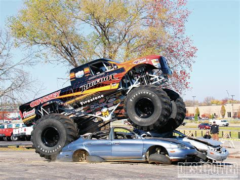 bigfoot monster truck 301 moved permanently