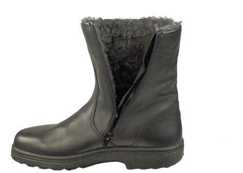 Ανδρικές μπότες με γούνα Boxer