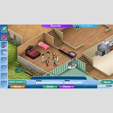 Virtual Families 2 Home Renovation Office Remodel (pictures