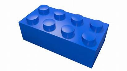 Lego Clipart Blocks Pieces Brick Transparent Building