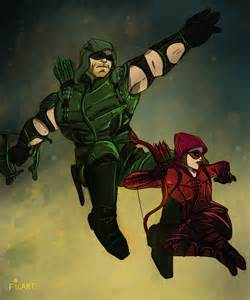 Green Arrow deviantART