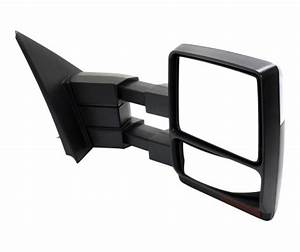 Tow Mirror For 07 2014 Ford F150 Right Side Power Heated