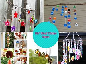 6 Interesting DIY Wind Chimes Ideas To Try This Summer