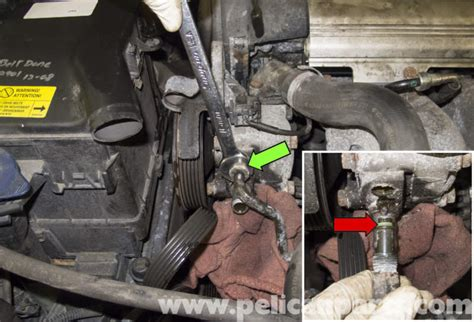 electric power steering 1998 volvo s90 auto manual volvo v70 power steering pump replacement 1998 2007 pelican parts diy maintenance article