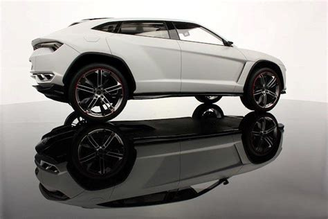 The First Lamborghini Suv Will Be Powered By A Powerful V8