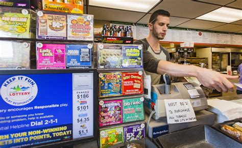 Maine Lottery Hit The Jackpot In Latest Fiscal Year