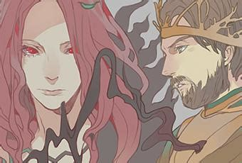 anime style game  thrones characters spoiler allert