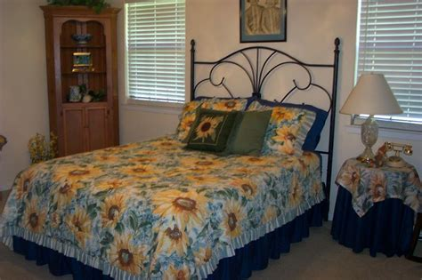 sunflower guest bedroom treba pinterest