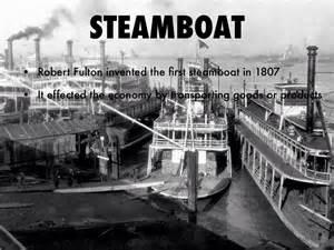Steamboat Haiku by Industrial Revolution By Ivan Solis