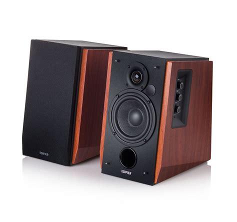 bluetooth shelf speakers edifier r1700bt 2 0 bluetooth bookshelf speaker 11street