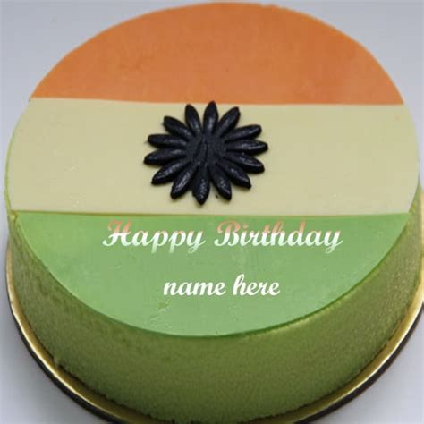 independence day special birthday cakes